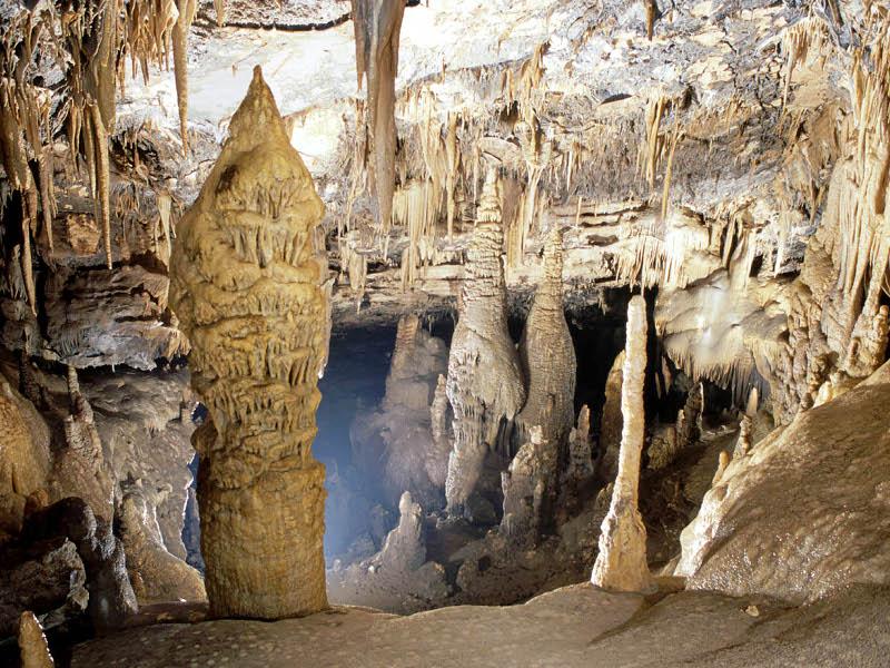 lago grotte di Castelcivita